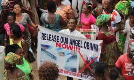 Audio: Quick update on Bishop Obinim
