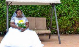 Mzznaki releases wedding photos