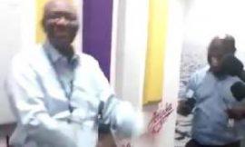 "NDC's Kwaku Boahene dance to ""Wakye"" whiles his people suffer"