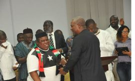 Jewel Ackah declares Mahama to win 2016 election
