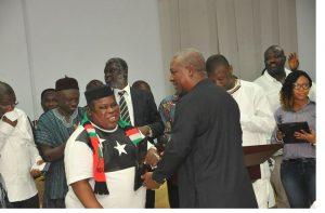 Jewel Ackah declares Mahama to win 2016 election