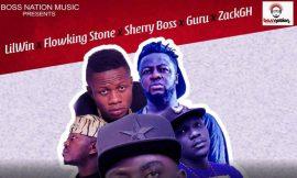Remix: I Dont Think Far ft Guru, Flowking Stone, Zack, Sherry Boss ~ Lil Win