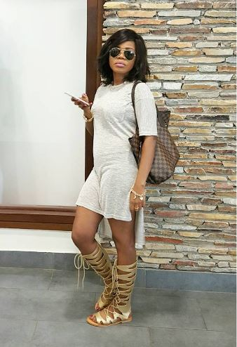 Mzbel music artist shows her closet