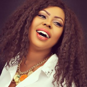 Video: Watch Afia Schwarzenegger's prayer for Mahama