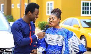 Florence Obinim defends husband