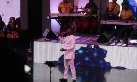 Photos: Airtel Adom Praiz ended with sounds of trumpets to the heavens