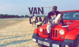 Video: Pappy Kojo premieres 'Van Damme'