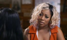 K Michelle Explains Why She's Not Happy with LHHATL Season 5