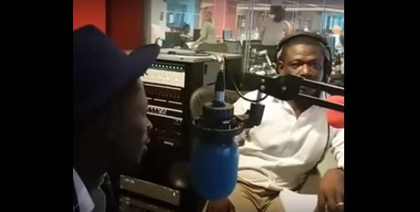 Shatta Wale Storms BBC Studios in London