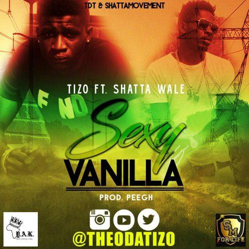 Sexy Vanilla ft Shatta Wale ~ Tizo