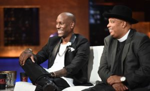 Tyrese and Rev Run's Show is Cancelled