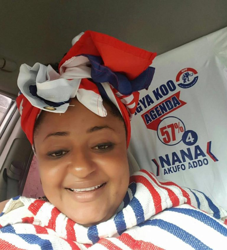 Matilda Asare for NPP