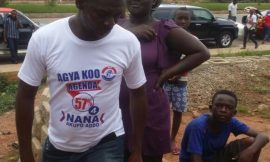 Youth suffering from high blood pressure under Mahama's gov't – Agya Koo