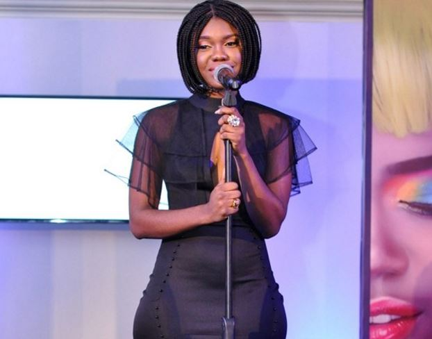 Becca performs at GHANA MAKEUP AWARDS 2016