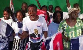 Lucky Mensah joins NPP