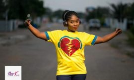 The beauty in African art…A designer t-shirt from Salomey NKansah