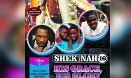 The maiden edition of Shekinah 2016 on September 17, 2016