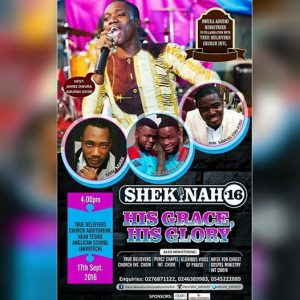 The maiden edition of Shekinah 2016 on September 17, 2016