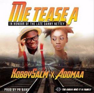 Adomaa on a gospel soul with KobbySalm