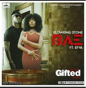 """Dual tune from FlowKing Stone """"Electric ft Cabum + Bae ft Efya"""""""
