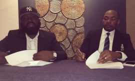 Boogie and 4style Tv: Ghana Entertainment Awards in the USA