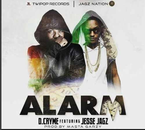 D-Cryme brings us 'Alarm' featuring Jesse Jagz