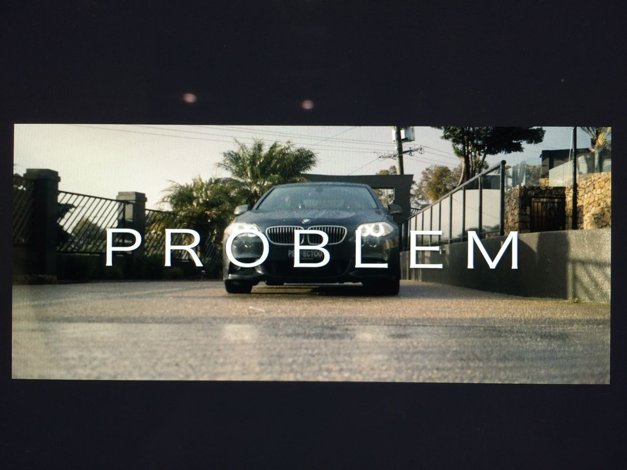 The anticipated video is out, Stonebwoy – Problem