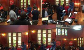 Stonebwoy at Coke Studio Kenya