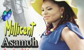 """Millicent Asamoah gives thanks to Almighty """"Aseda dwom"""""""