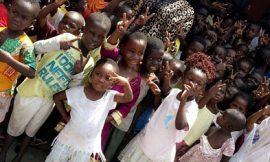 Hajia4Real visits underprivileged children