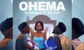 OHEMAA video released – DJ Spinall and Mr Eazi
