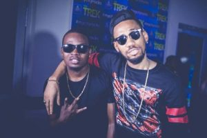 "Olamide is here with ""Nobody's Fault"" with PhyNo"