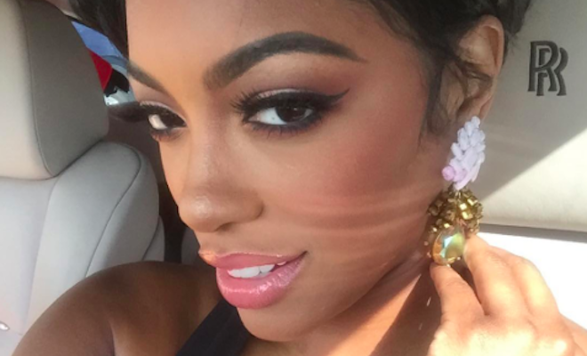 Porsha Williams Responds to Kandi Burruss Rumors
