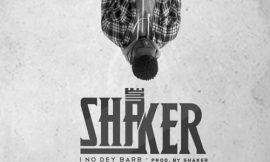 """Shaker says """"I No Dey Barb"""" in this mid-tempo song"""