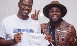 M.anifest talks music at Ashesi University