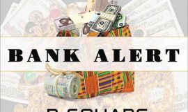 Smashing hit single from P-square called Bank Alert