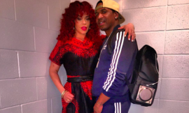 Stevie J and Faith Evans Dating!!!