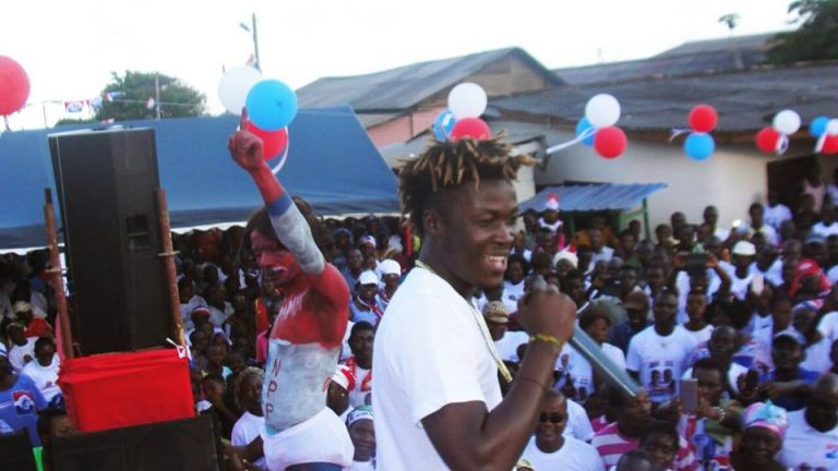 Mahama where are you? Now Wisa Greid joins NPP