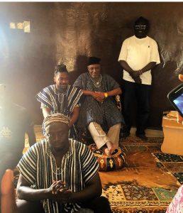 Royal Highness of Tamale enskinned Samini 'Yilanaa'