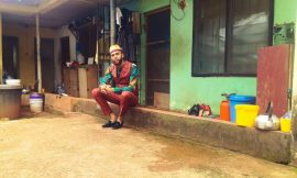 Jidenna in his childhood home