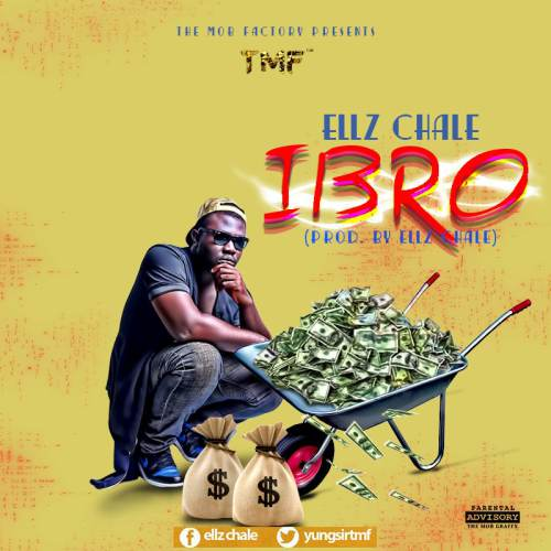 "Ellz Chale's new single ""Ibro"""