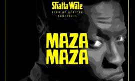 Shatta Wale drops this single called 'Maza Maza'