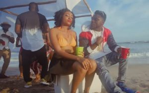 """Official video to """"Club"""" by featuring Sarkodie and Piesie"""