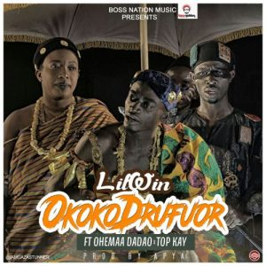 Official video: Lil Win drops Okukudufour ft Top Kay, Ohemaa Dadao & Apya