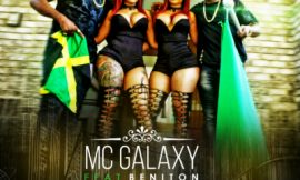 Official video: MC Galaxy releases remix for 'Bounce it' ft Beniton & Double Dose Twins