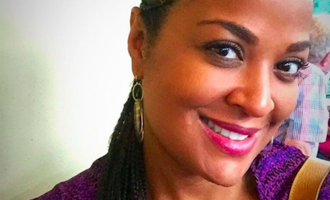 Laila Ali trys to clear up some things