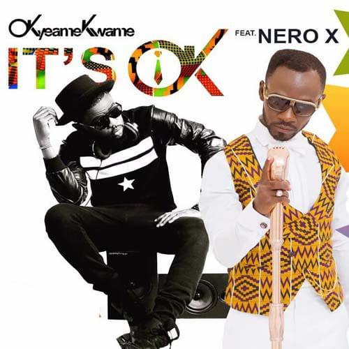 Okyeame Kwame features Nero X on 'ITS OKAY'