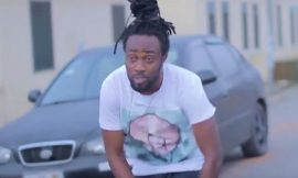 Visuals: Paa Kwasi (Dobble) performing 'Wack MC'
