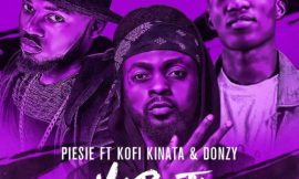 "Piesie teams up with Kofi Kinaata and Donzy on ""Mibeti"""