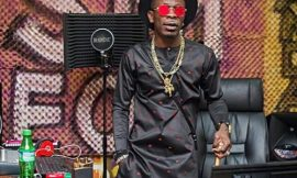 A little encouragement from Shatta Wale, calls this one 'I Can Feel It'